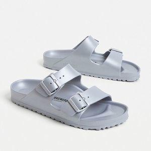 Birkenstock Arizona Eva Silver Waterproof Sandals